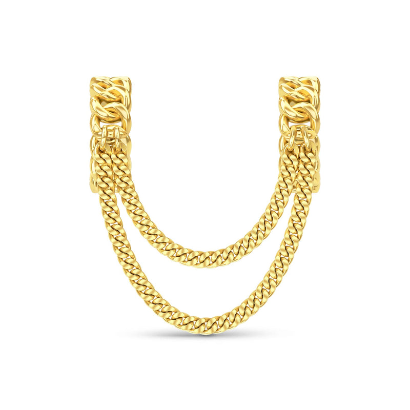 Rock Chain Gold