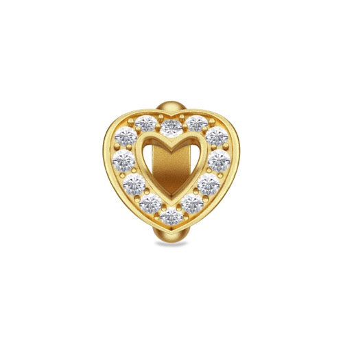 Heart Love Gold - Endless Nordic