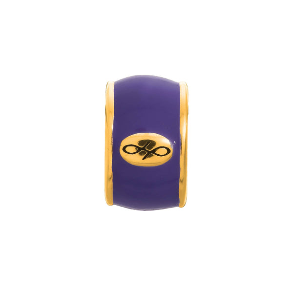 Amethyst Endless Enamel Gold - Endless Nordic
