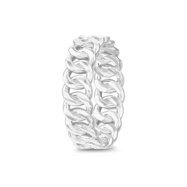 Solid Chain Ring - Endless Nordic