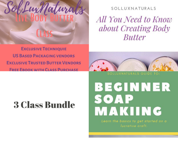Ebook and Class Bundle