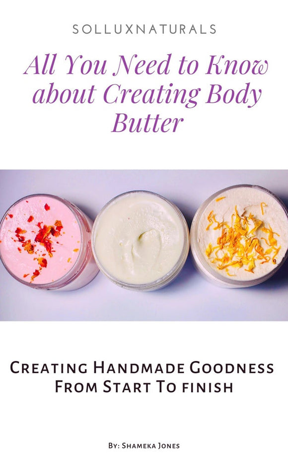All You Need to Know About Body Butter.
