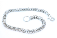 Wallet Chain Chrome Plated