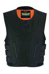 Men's Textile Updated Swat Team Style Vest