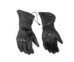 Men's Motorcycle Gauntlet Gloves