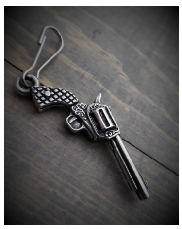 BZP-24 Revolver Zipper Pull [50% Off]