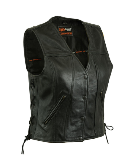 Women's Single Back Panel Concealed Carry Vest [50% Off]
