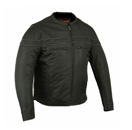 All Season Men's Textile Jacket [50% Off]
