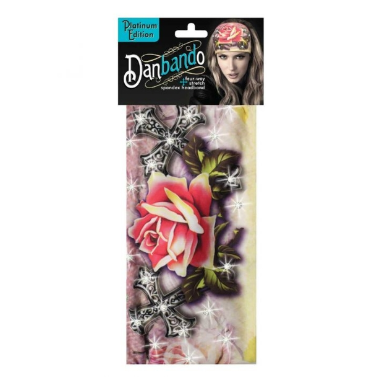 DBD037 Roses & Barbs With Stones Danbando [50% Off]