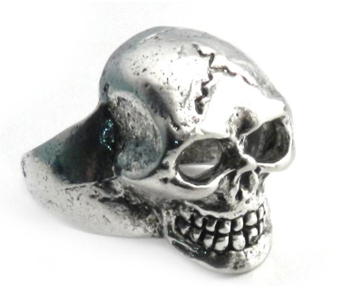 R18 XL Skull Ring [50% Off]