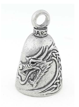 GB Celtic D Guardian Bell® Celtic Dragon [50% Off]