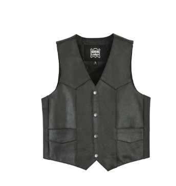 Kids Traditional Style Plain Side Vest [50% Off]