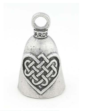 GB Celtic Heart Guardian Bell® Celtic Heart [50% Off]