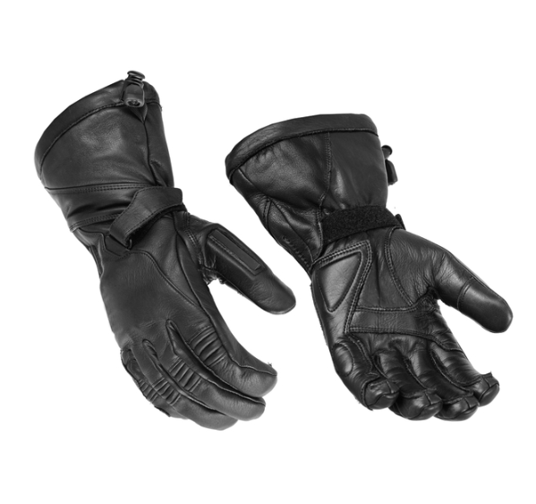 High Performance Deer Skin Insulated Cruiser Glove [50% Off]