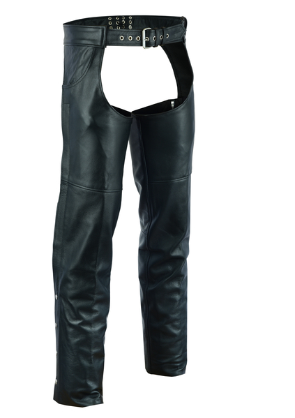 Unisex Chaps With 2 Jean Style Pockets [50% Off]