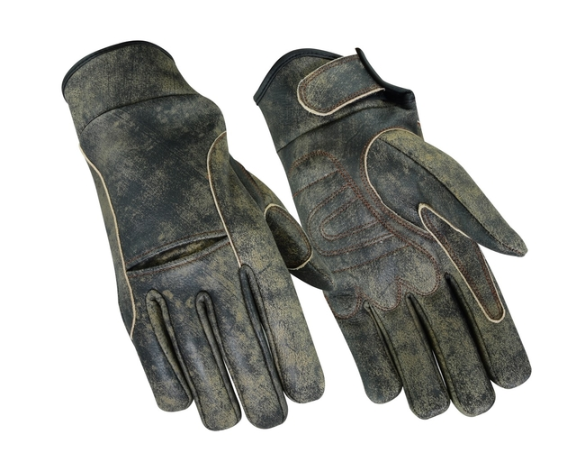 Premium Antique Brown Cruiser Glove [50% Off]