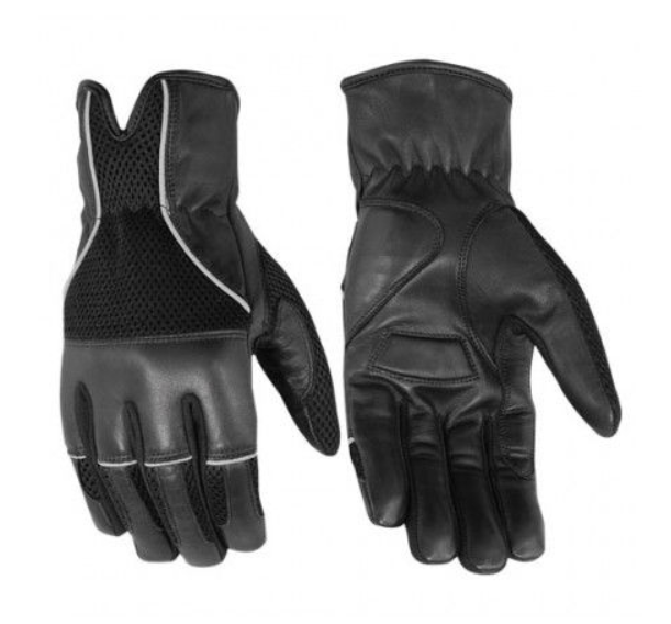 Leather / Mesh Summer Glove [50% Off]