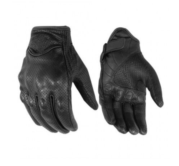 Perforated Sporty Glove [50% Off]