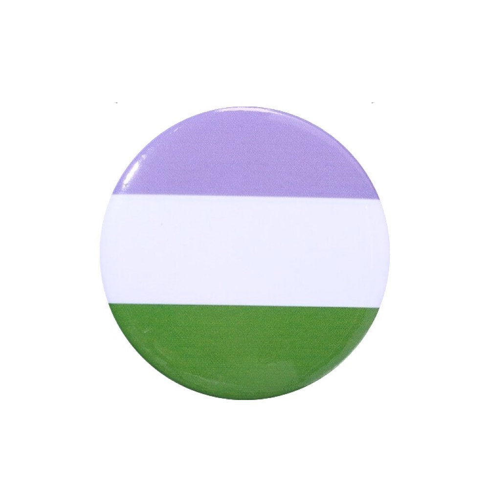 Badge LGBT <br> Drapeau Queer