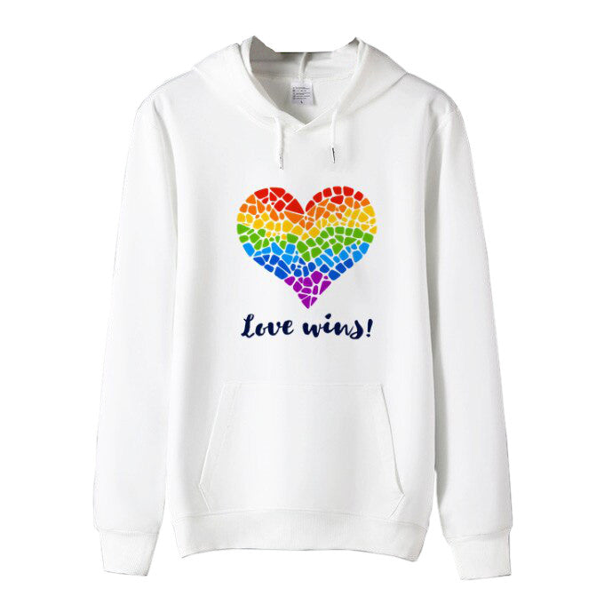Sweat Mosaïque <br/> Love Wins