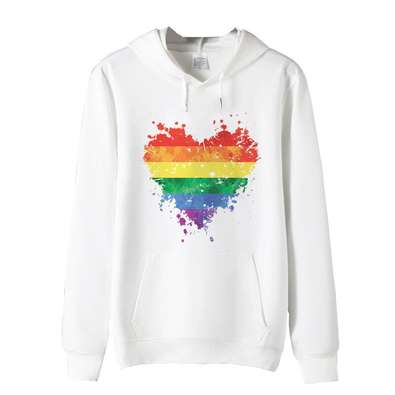 Sweat LGBT <br/> Paint Heart