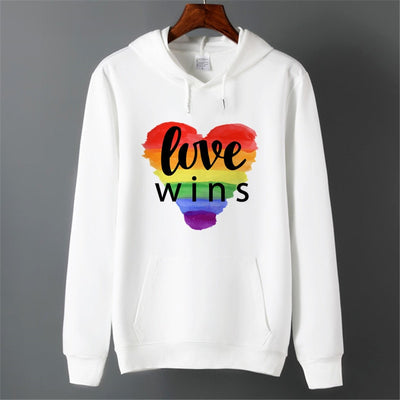 Sweat LGBT <br> Love Wins V2