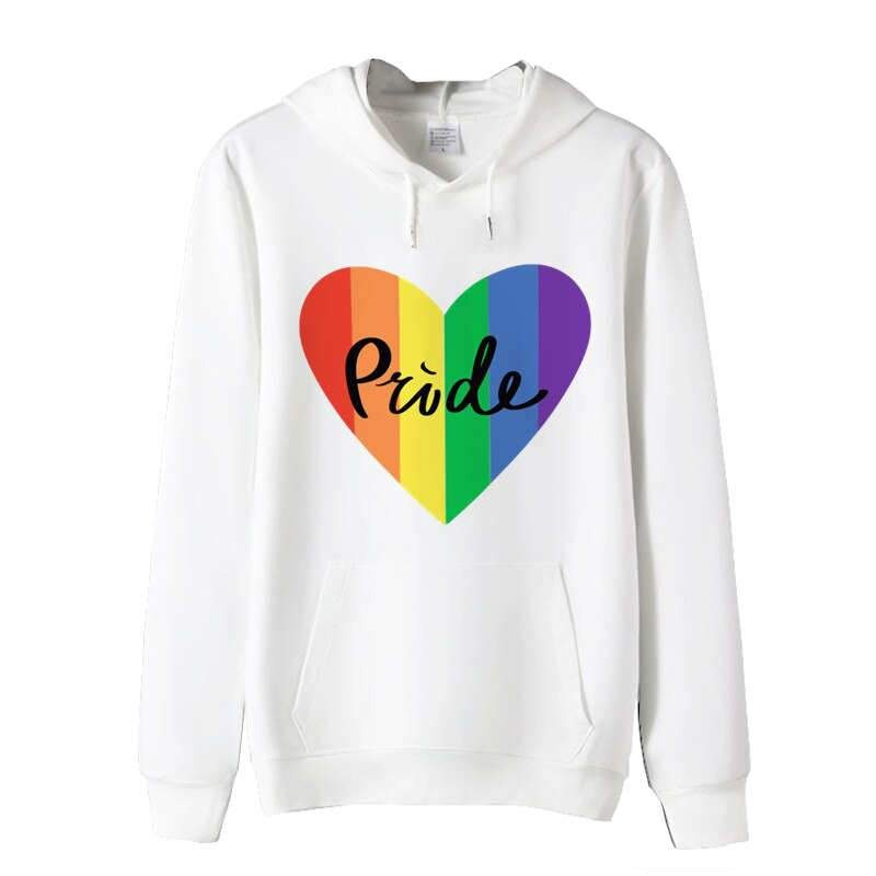 Sweat LGBT <br/> Heart Pride