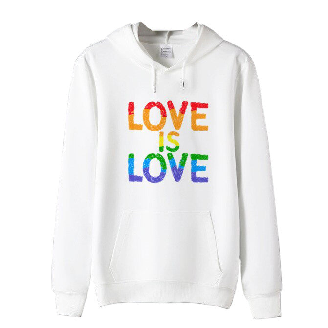 Sweat LGBT <br/> Love is Love