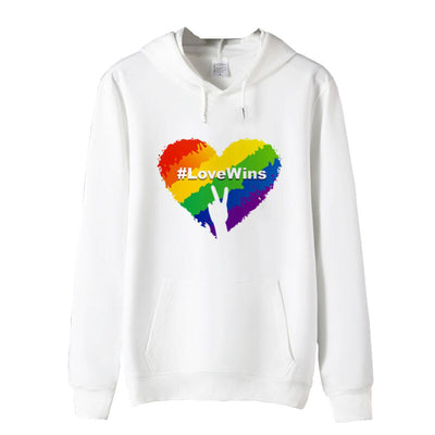 Sweat à Capuche LGBT
