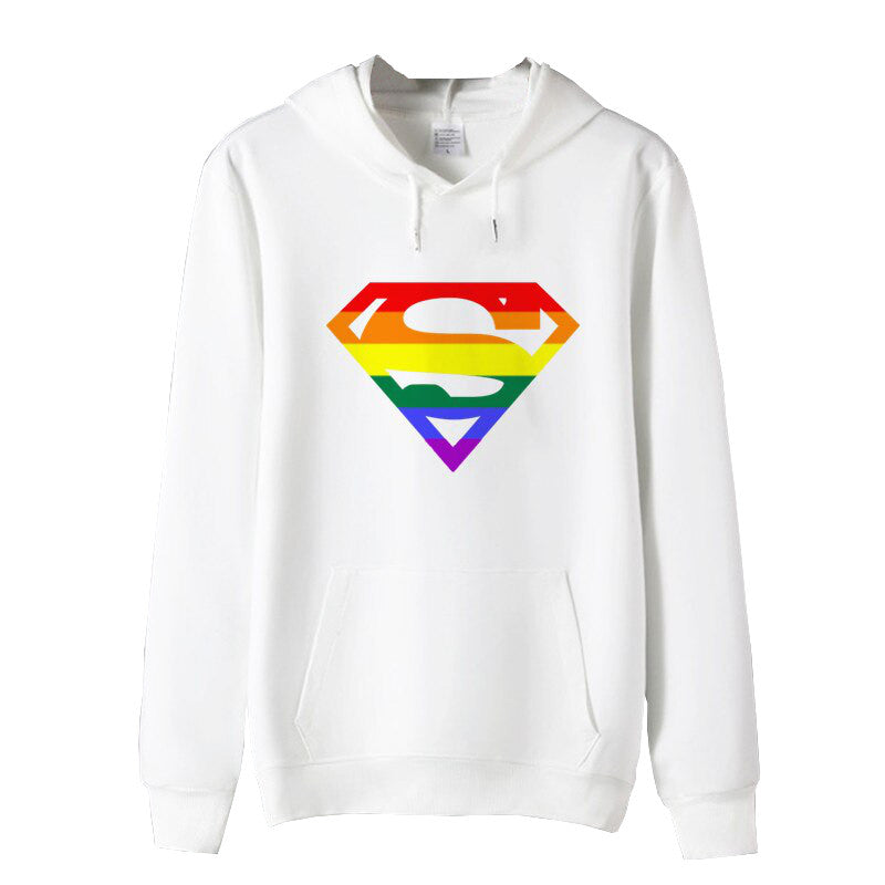 Sweat LGBT <br/> Superman