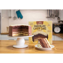 Load image into Gallery viewer, Chocolate Layer Cake Kit