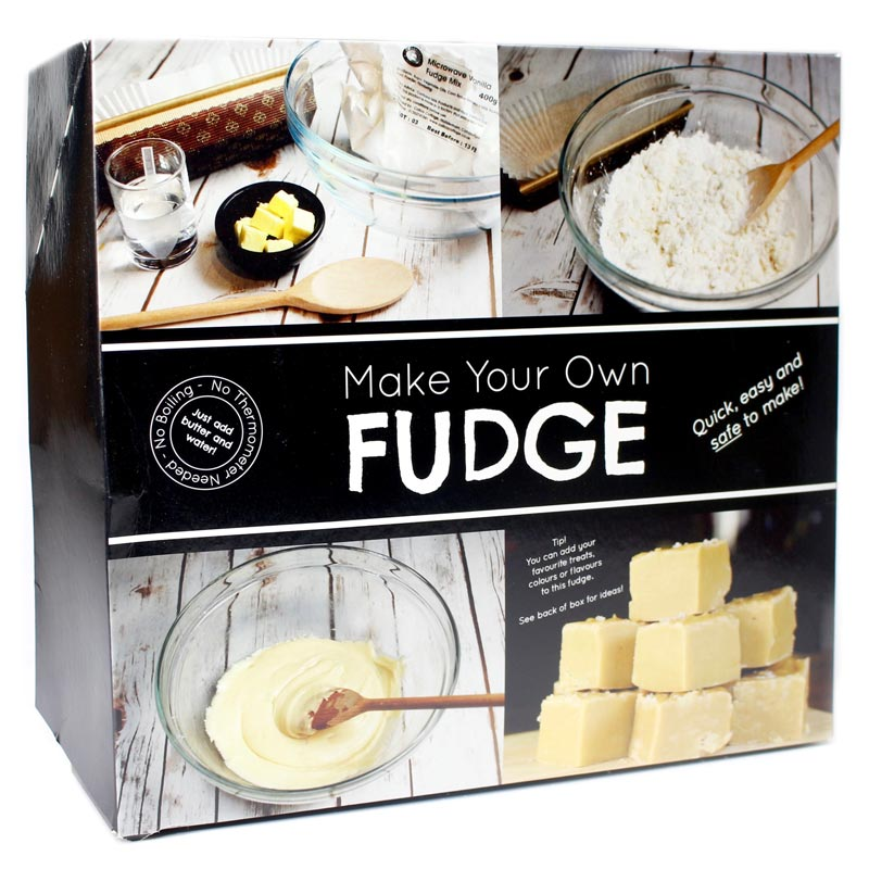 Make Your Own Fudge Kit