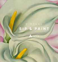 Load image into Gallery viewer, Virtual Sip & Paint