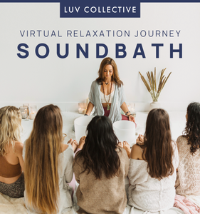 Virtual Relaxation Journey: Soundbath