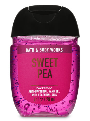 BATH&BODY WORK HAND GEL SWEET PEA 29ML