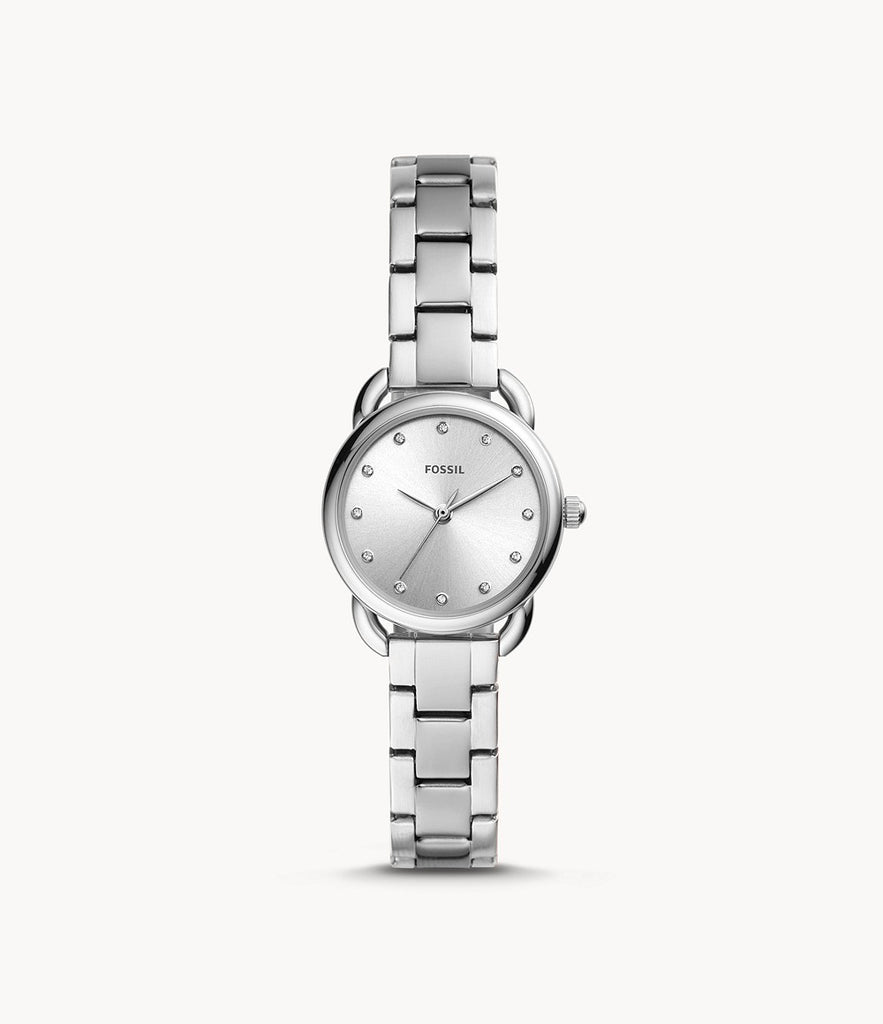 Fossil Tailor Mini Three-Hand Stainless Steel ES4496