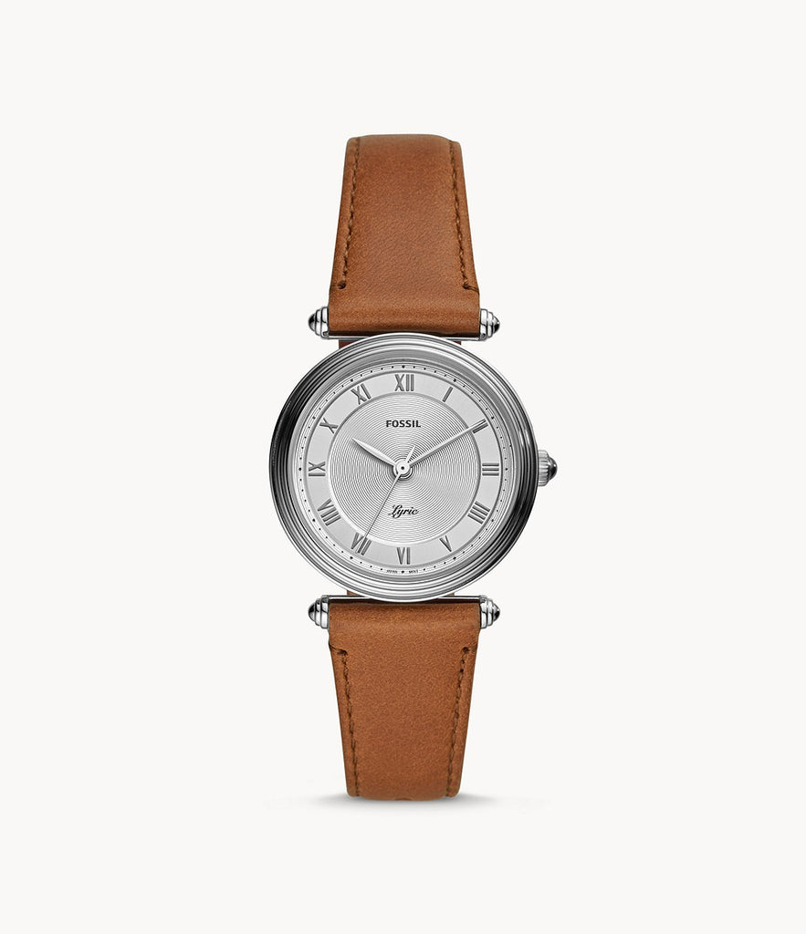 Fossil Lyric Brown Leather ES4706