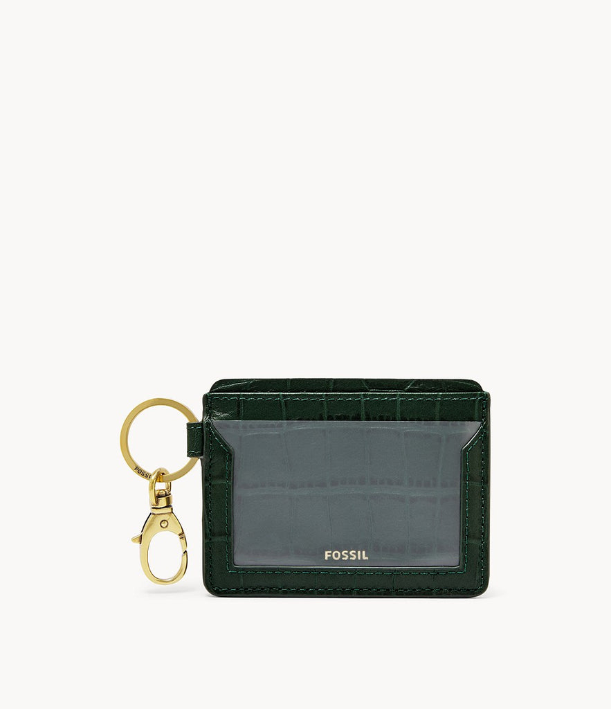 Fossil Lee Card Case Spruce SL7962366