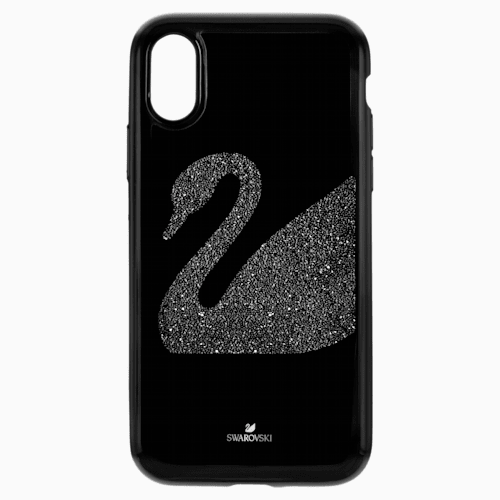 Swarovski Black Phone Case Iphone XR 5474747
