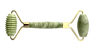 Textured & Smooth Jade Stone Roller