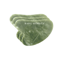 Load image into Gallery viewer, Jade Gua Sha Facial Lifting Tool