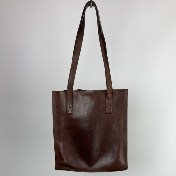 Fothergill leather bag