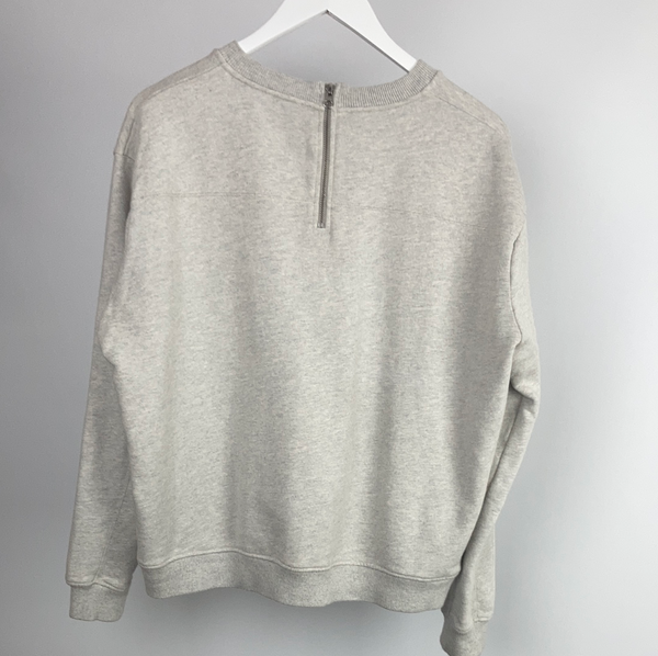 Whistles grey sweatshirt size L