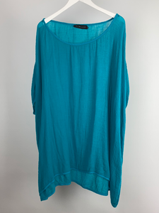 Join clothes cotton cheesecloth tunic freesize (uk 16-22)