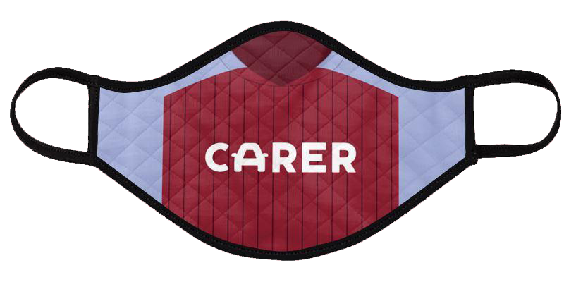 aston villa 2020-21 shirt mask