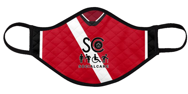 southampton 2020-21 shirt mask