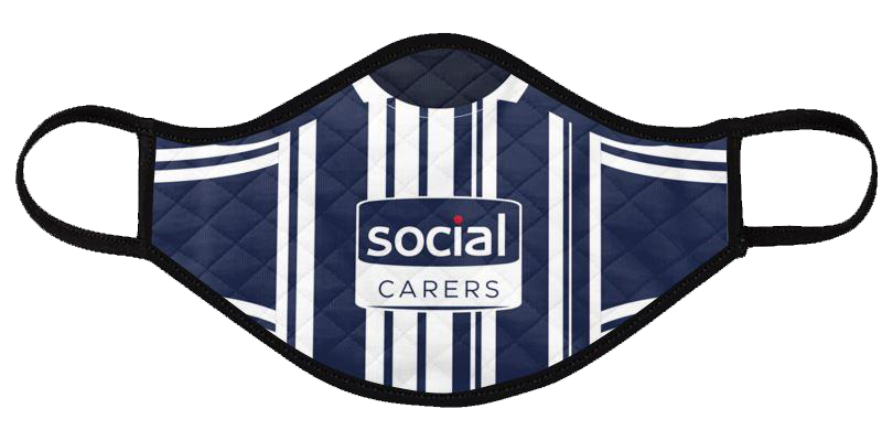 west brom 2020-21 shirt mask