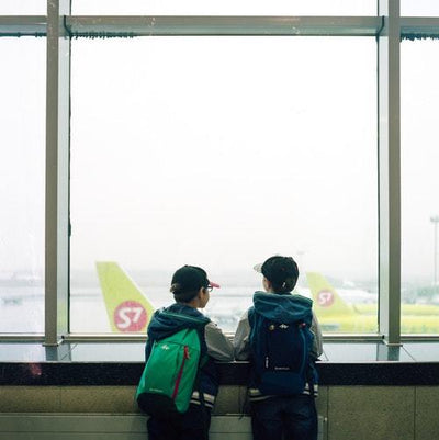 Unaccompanied Minors: Preparing Your Child to Travel Alone