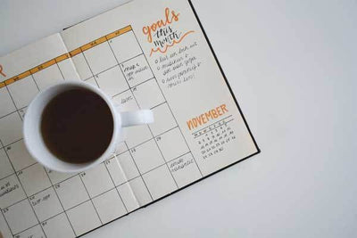 3 Easy Ways to Organize Your Schedule When You Work from Home