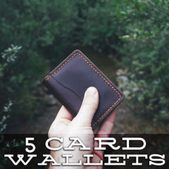 5 Card Wallets